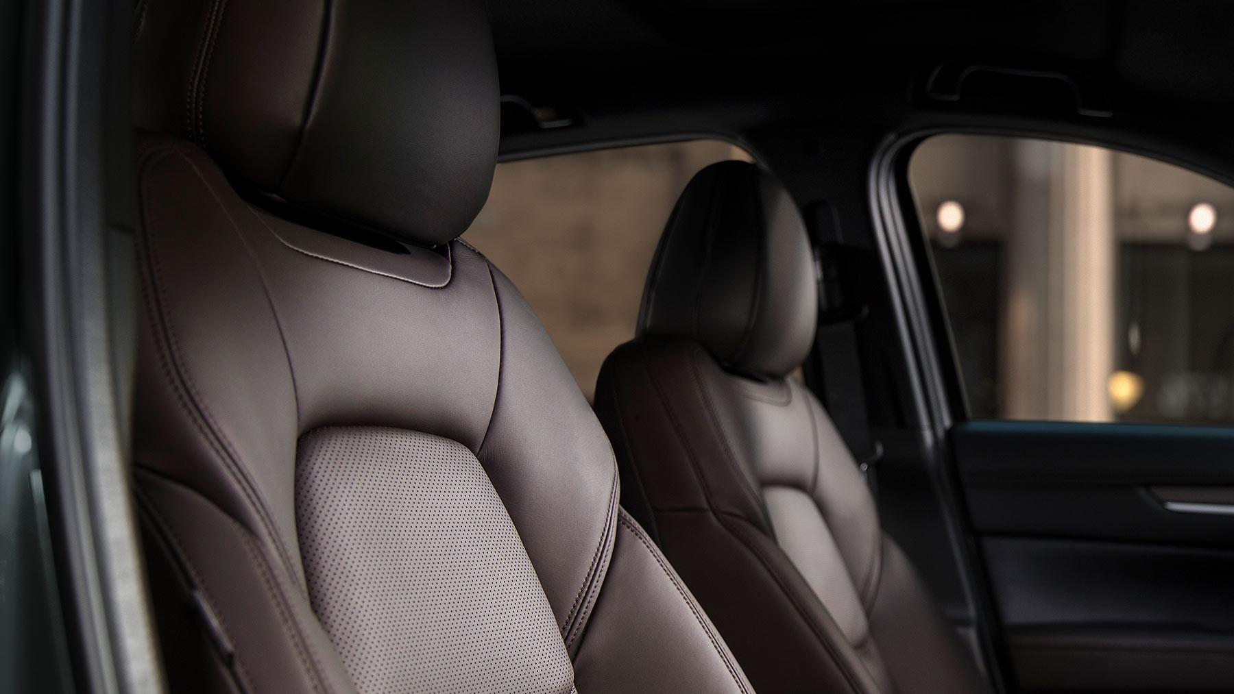 Seating in the Mazda CX-5 Diesel