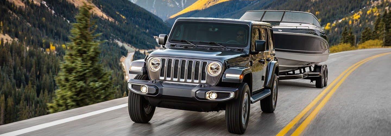 2019 Jeep Wrangler Unlimited Leasing near Hackensack, NJ