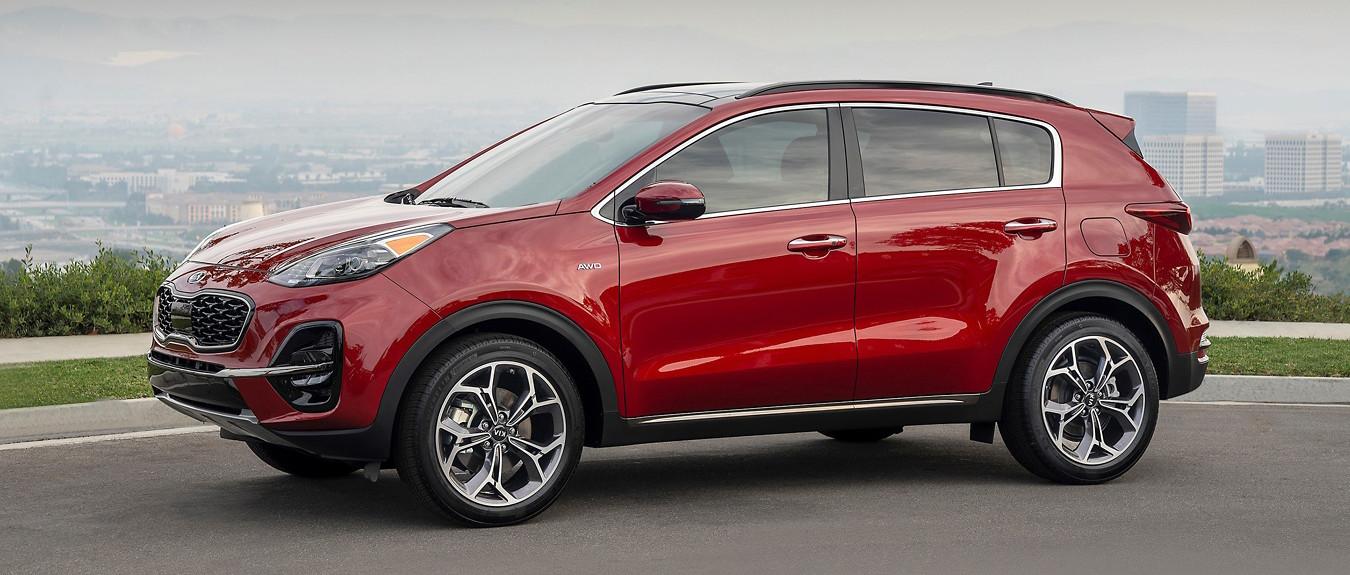 2020 Kia Sportage for Sale in Houston, TX