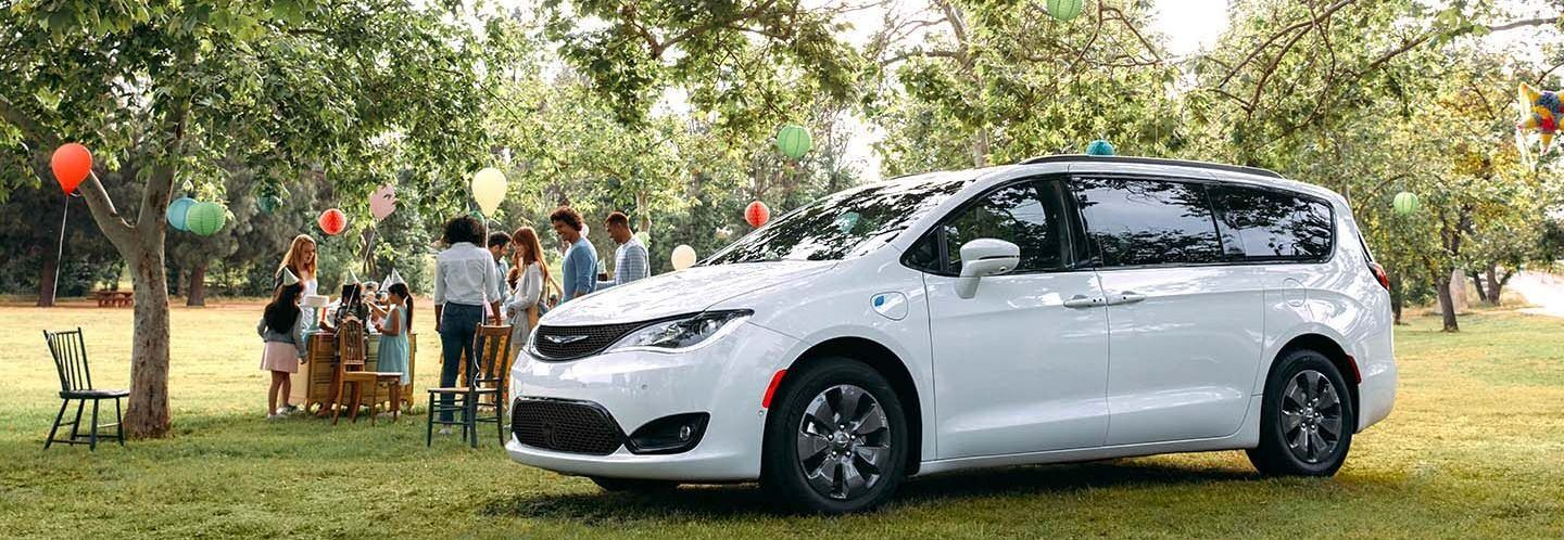 2020 Chrysler Pacifica for Sale in Midwest City, OK
