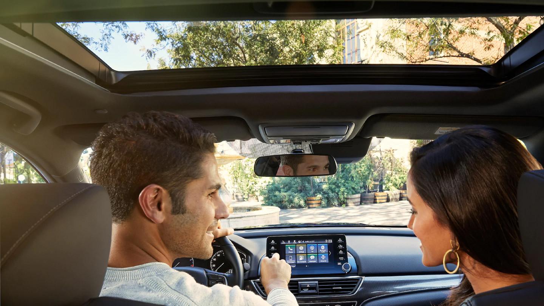 Engaging Cabin of the 2020 Honda Accord