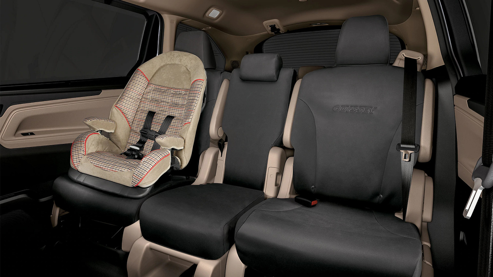 Versatile Seating in the 2020 Odyssey