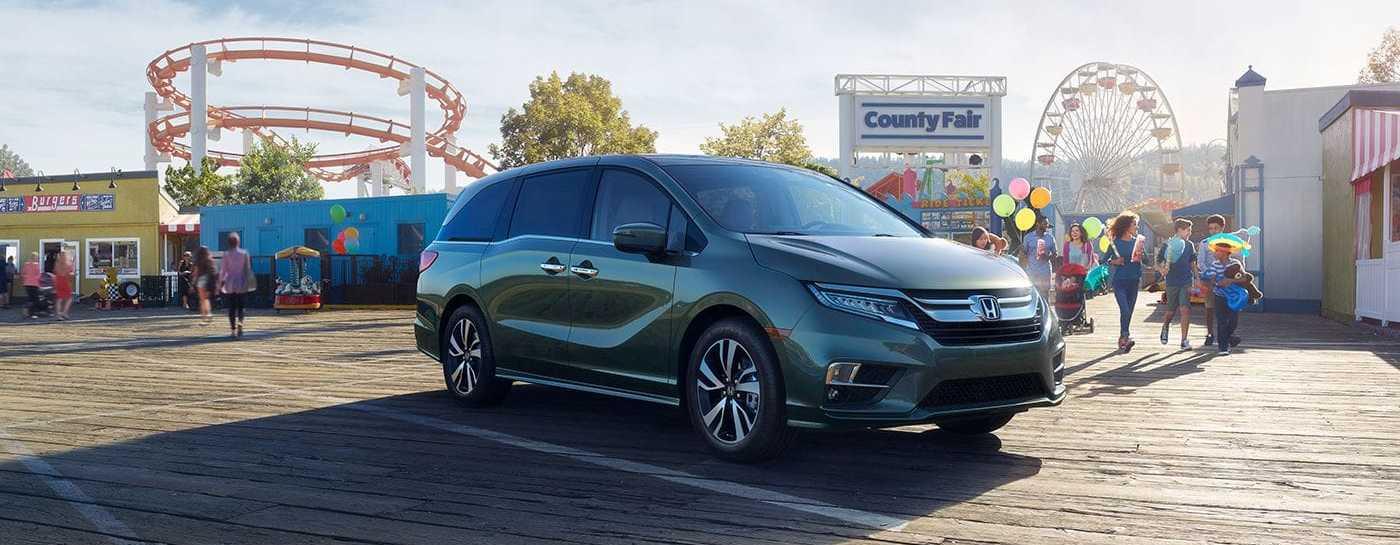 2020 Honda Odyssey Leasing near Atlanta, GA