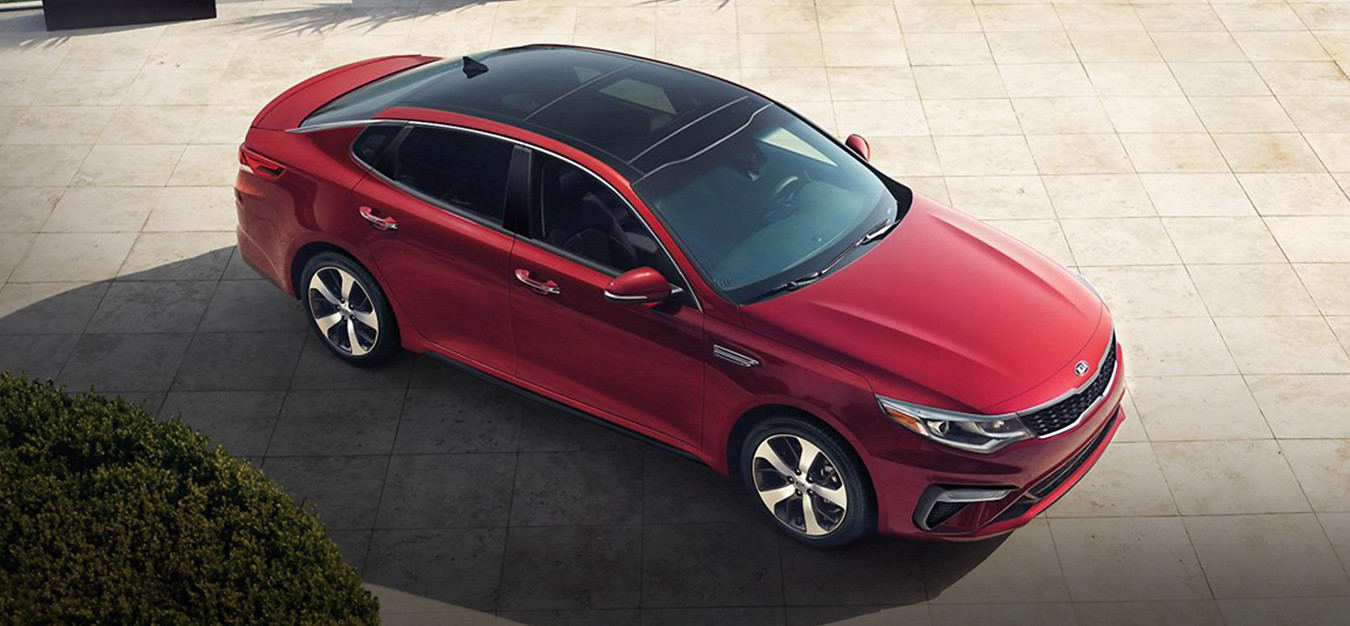 2020 Kia Optima for Sale in Houston, TX