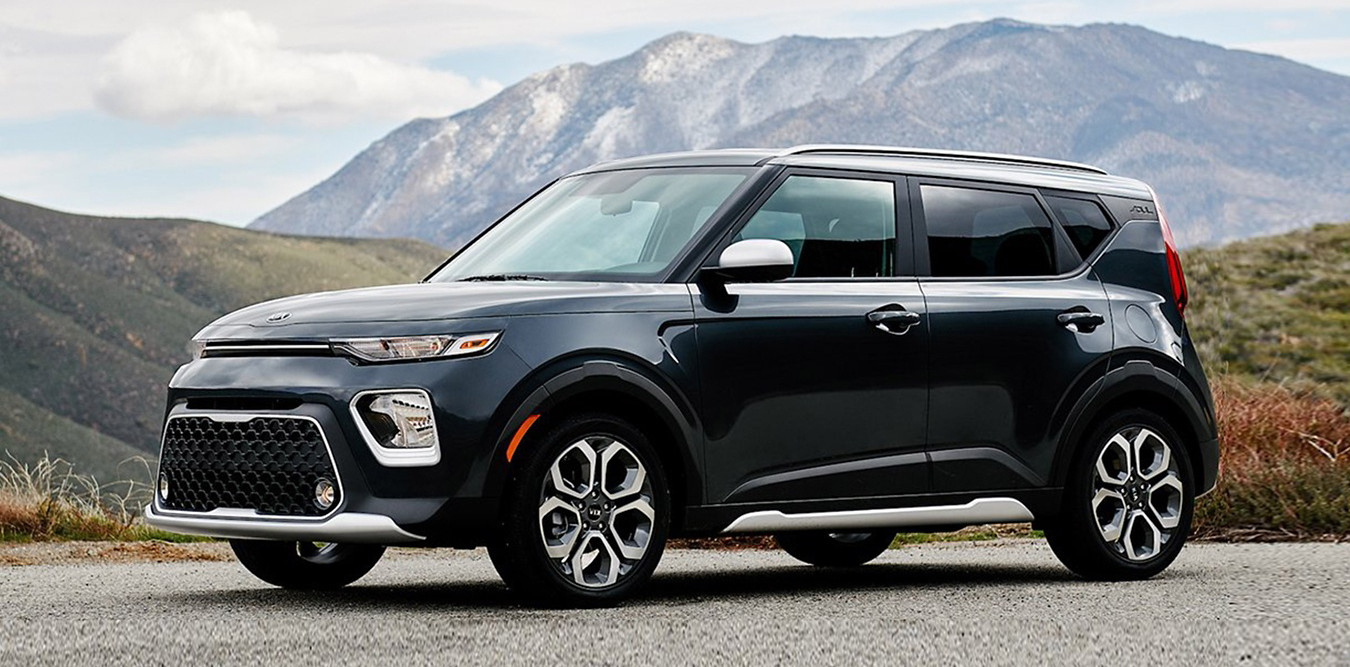 2020 Kia Soul for Sale near Seabrook, TX