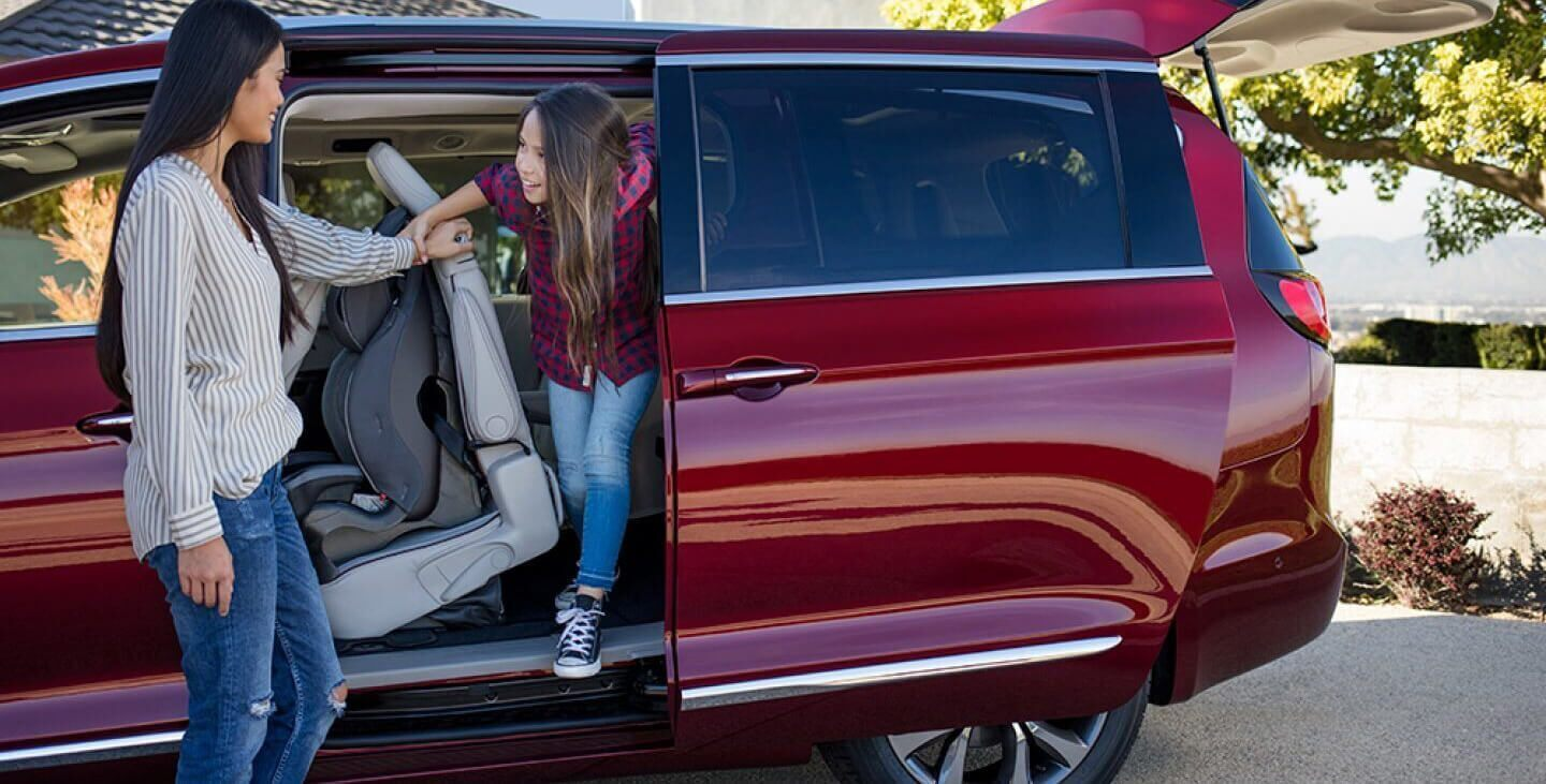 Your Family Will Love the 2020 Pacifica