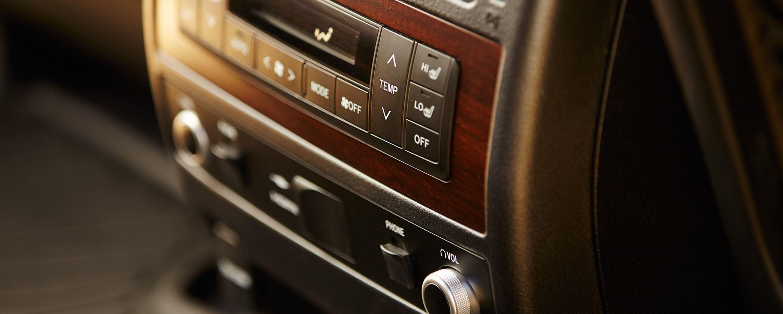 2020 Toyota Land Cruiser Interior Detailing