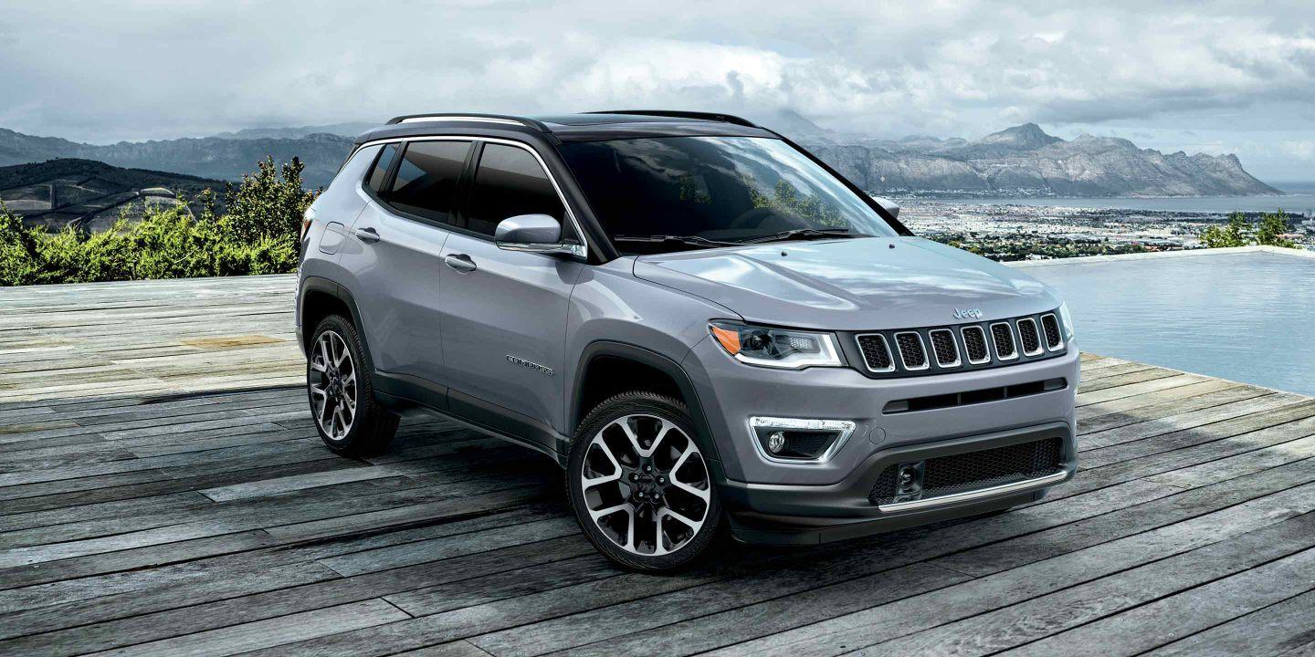 Jeep Dealers Nj >> New 2019 Jeep Compass Latitude 4x4
