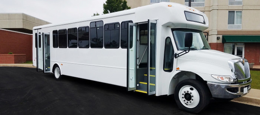 Hotel Shuttle Buses for Sale in Kankakee, IL
