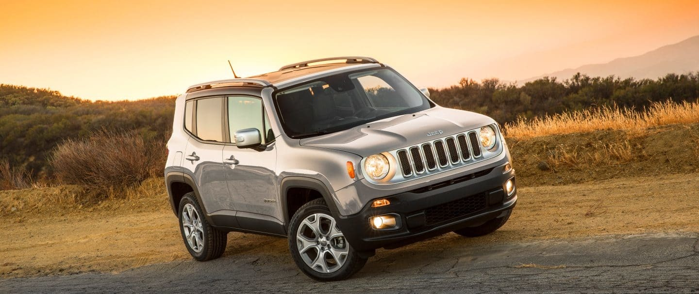 2019 Jeep Renegade Leasing near Ridgefield Park, NJ