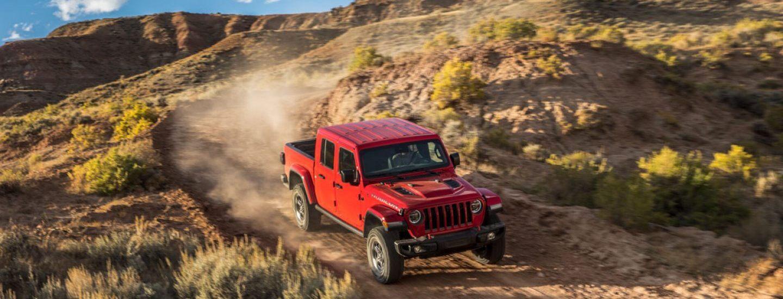 2020 Jeep Gladiator Leasing near Ridgefield Park, NJ