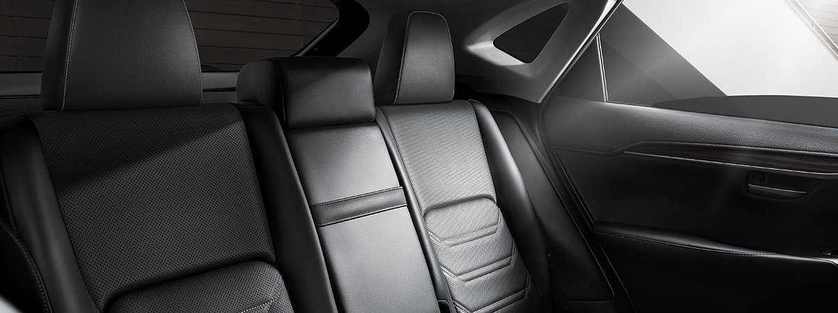 Premium Interior of the 2020 Lexus NX 300