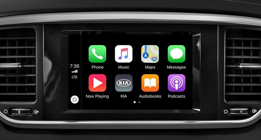 2020 Kia Sportage Technology