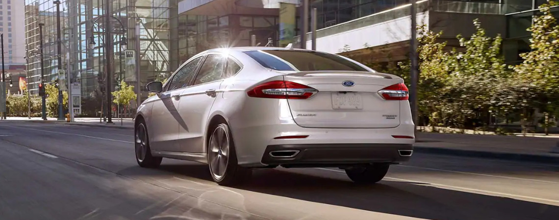 2019 Ford Fusion for Sale near Rockwall, TX