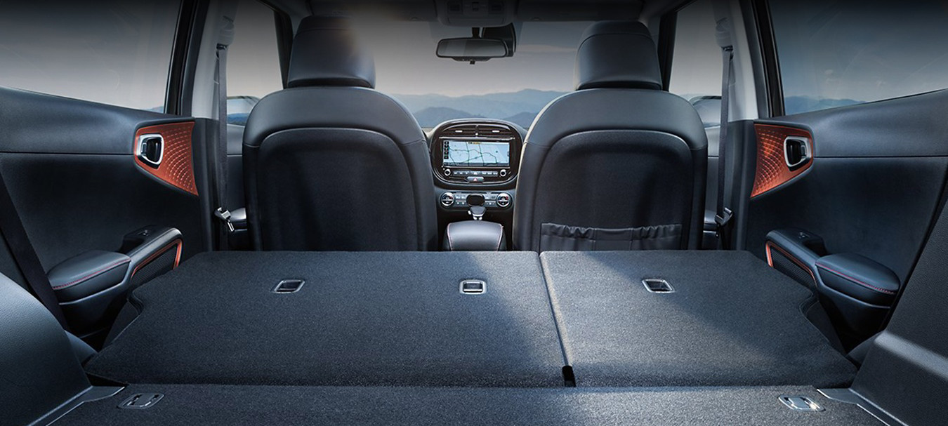 The 2020 Kia Soul Includes Vast Cargo Space!