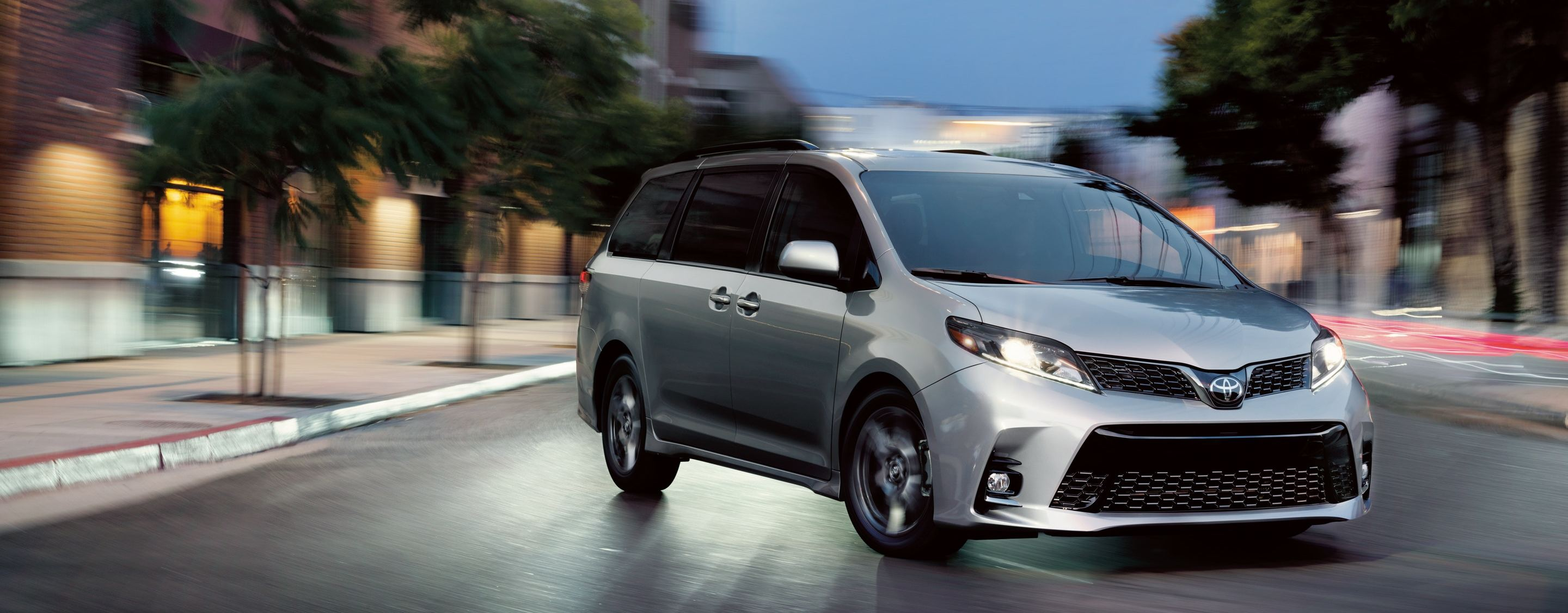 2020 Toyota Sienna Leasing near Westport, CT