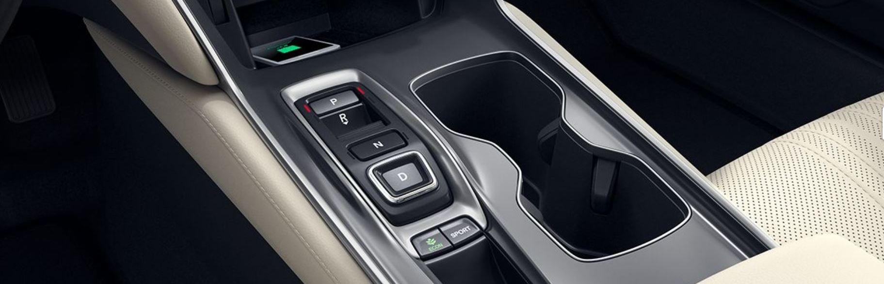 2020 Honda Accord Center Console