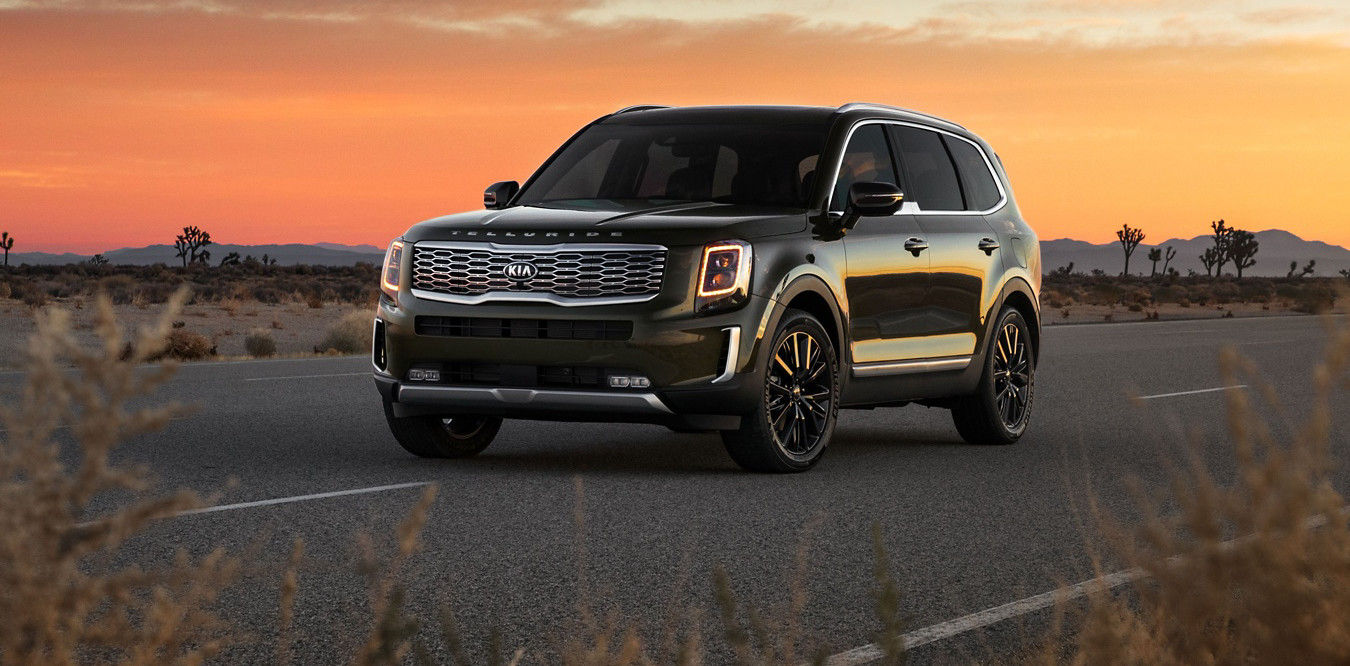 2020 Kia Telluride for Sale near Bethesda, MD