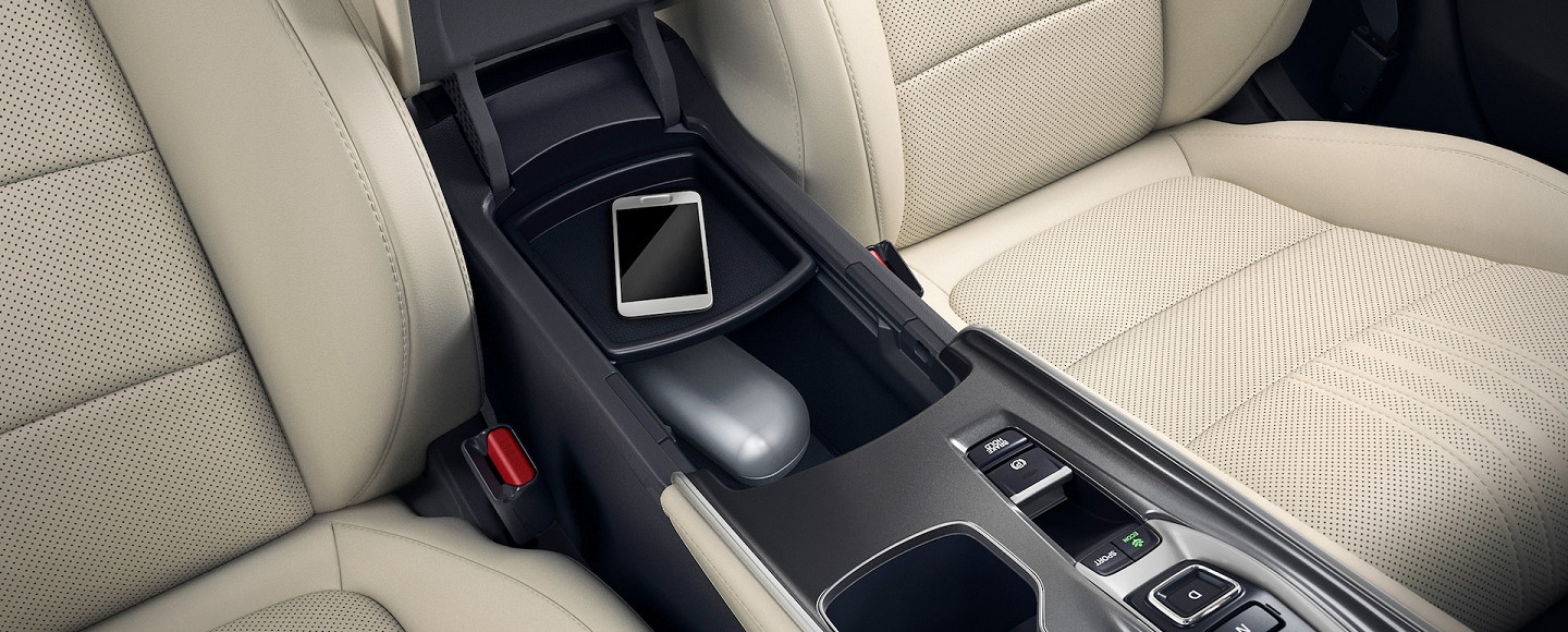 Cozy Amenities in the 2020 Accord