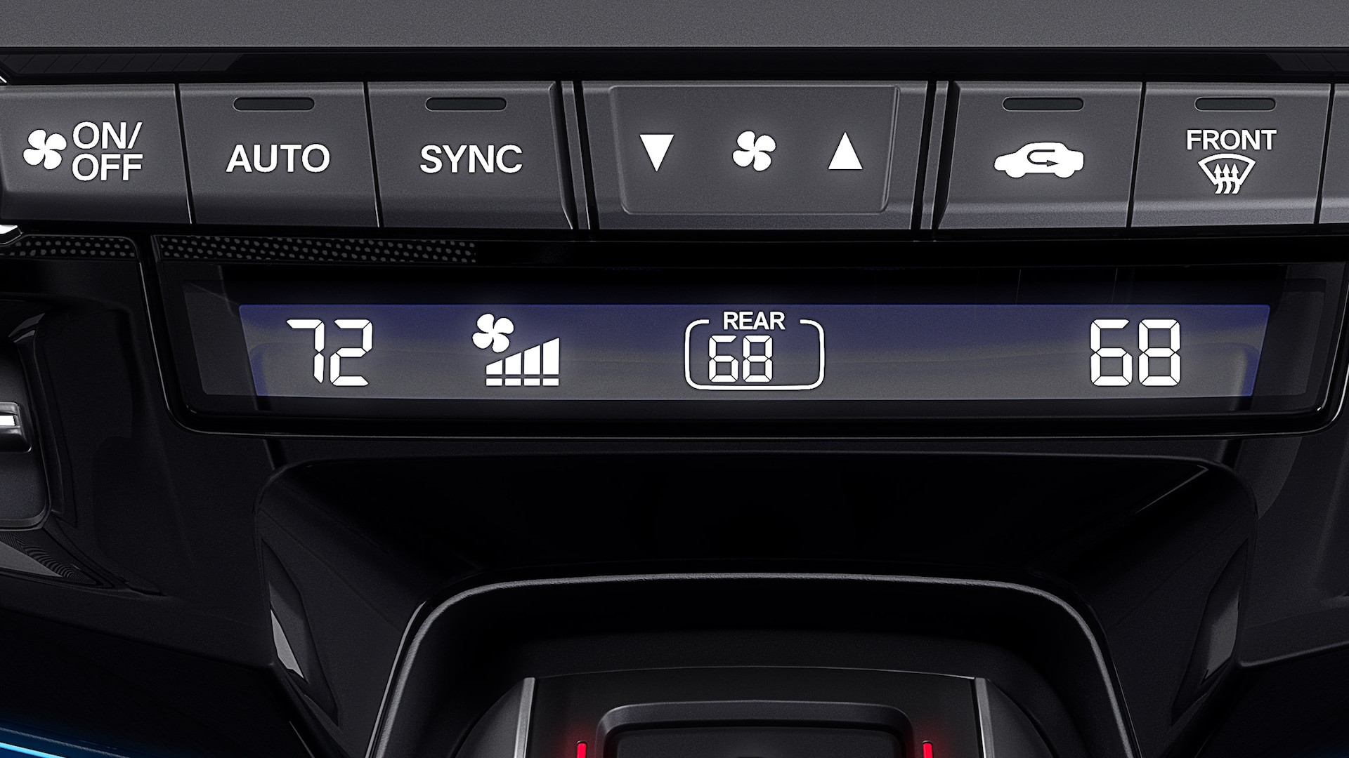 Climate Control in the 2020 Honda Odyssey