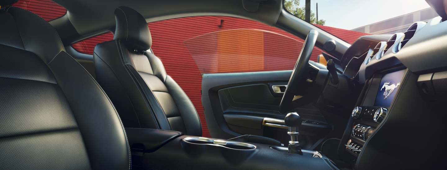 2020 Ford Mustang Front Interior