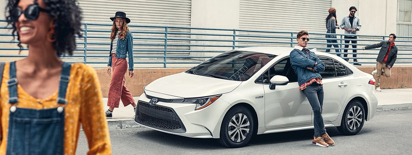 2020 Toyota Corolla for Sale near Greenwood, IN