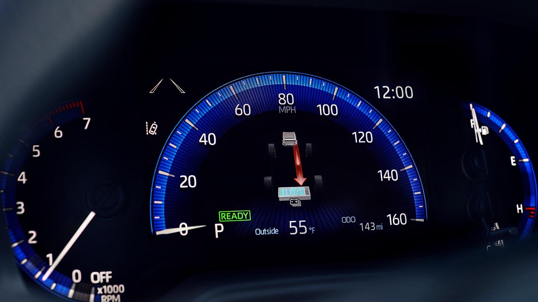 2020 Toyota Corolla Driver Console