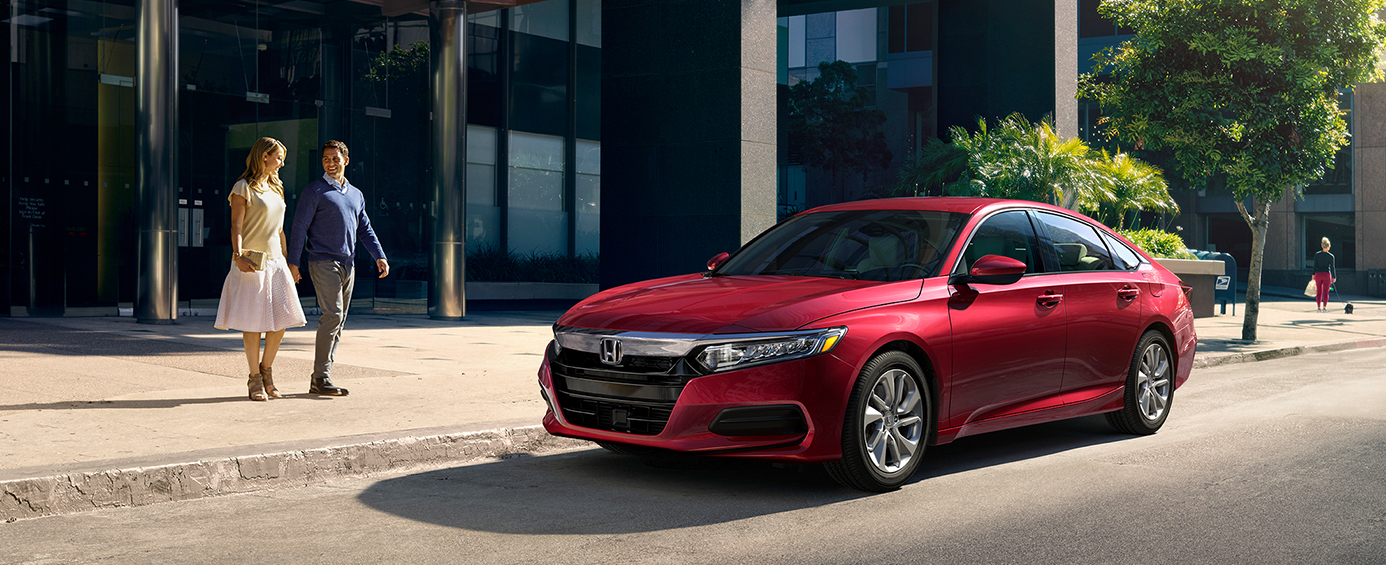 2020 Honda Accord Financing near New Hudson, MI
