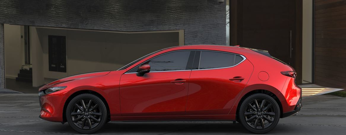 2019 Mazda3 Hatchback Financing near Potomac, MD