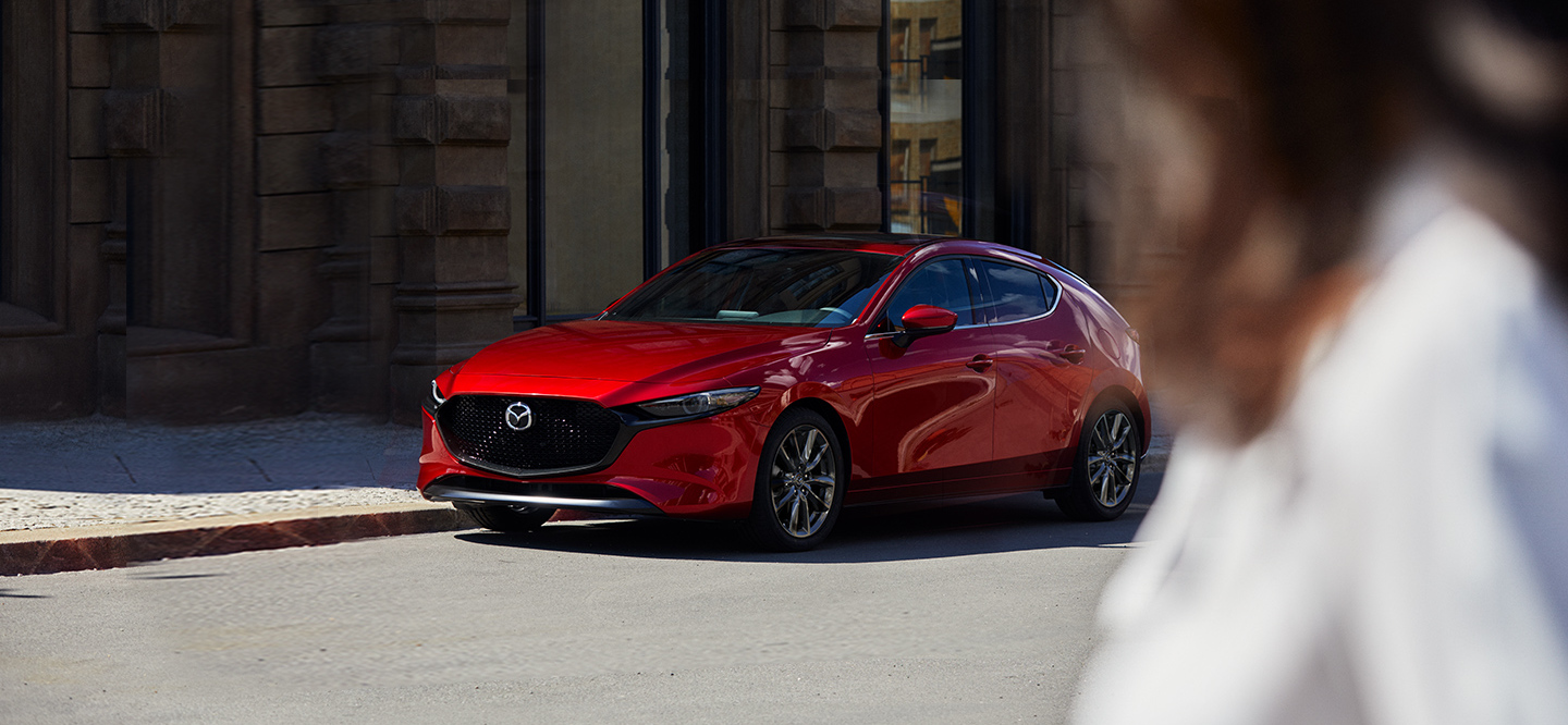 2019 Mazda3 Hatchback Leasing near Potomac, MD