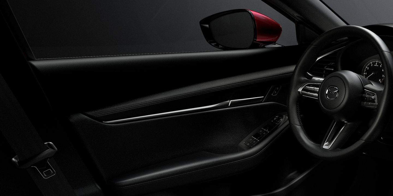 2019 Mazda3 Hatchback Interior Detailing