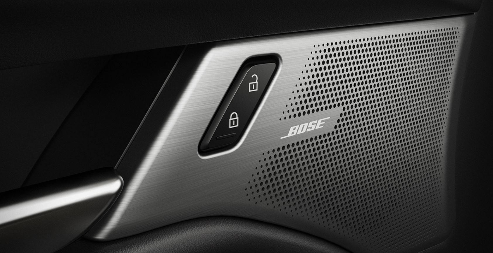 2019 Mazda3 Sedan Speakers