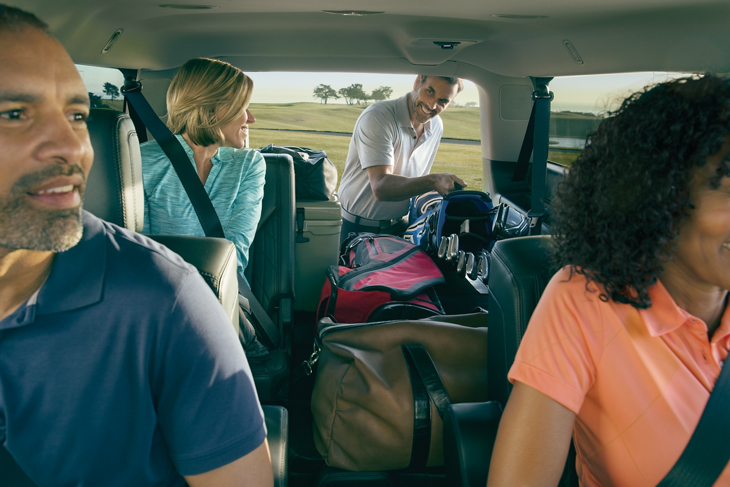Plenty of Room in the 2019 Ford Expedition