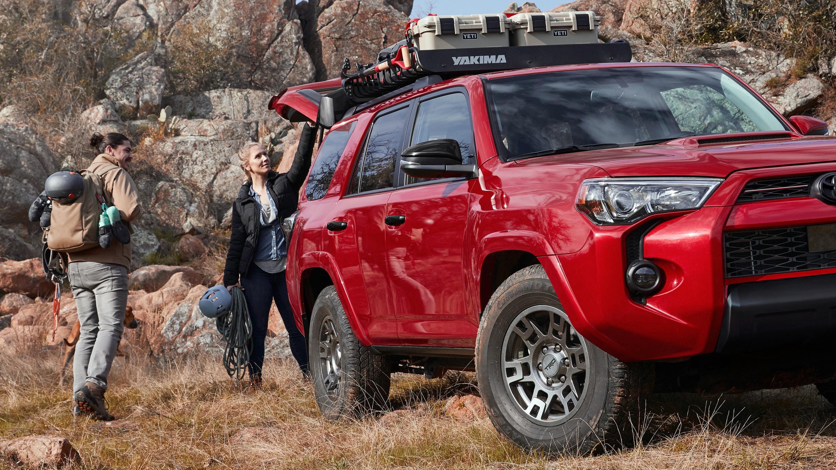 2020 Toyota 4Runner Financing near Paramus, NJ