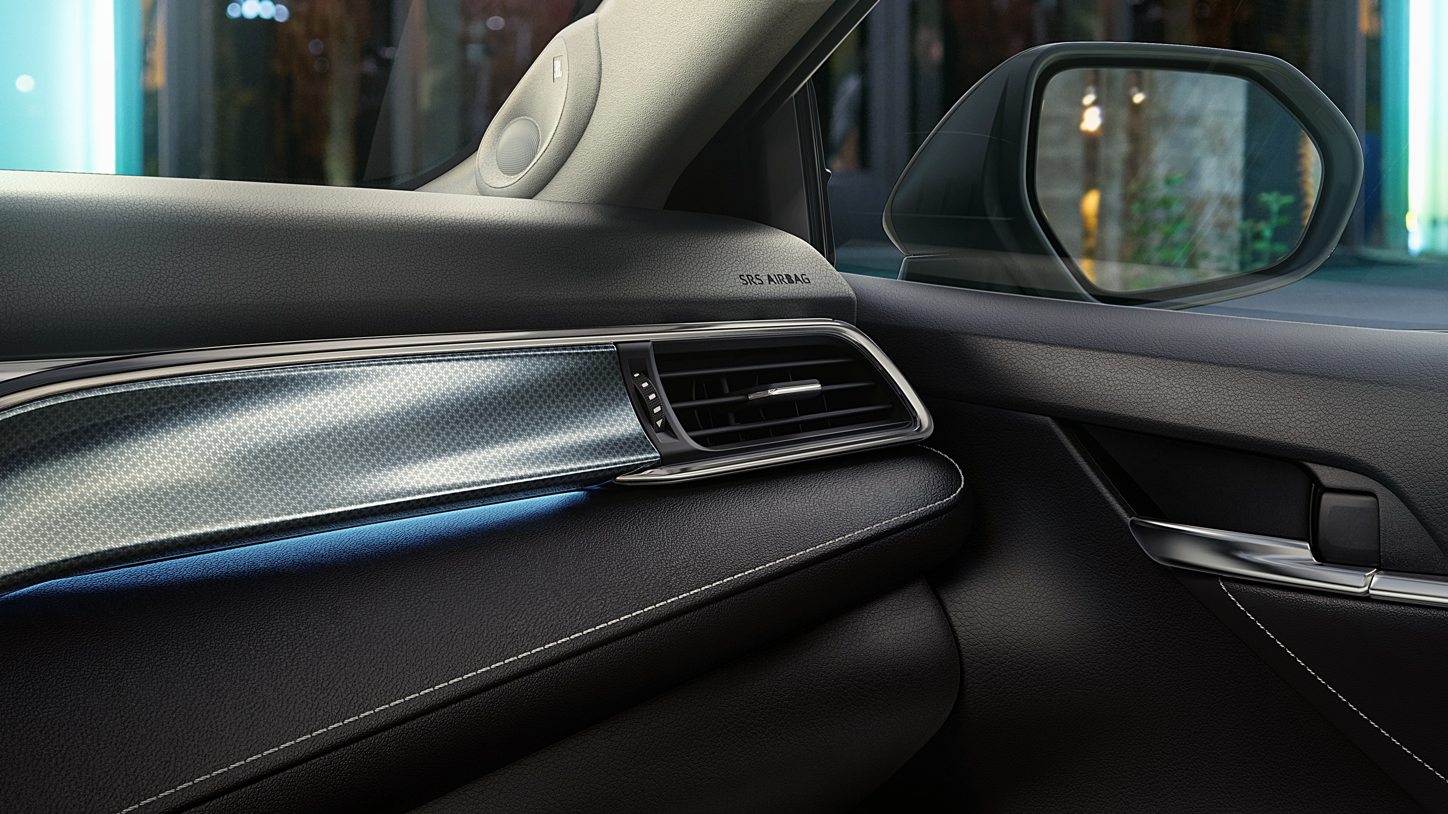 Sporty Trim in the 2020 Camry