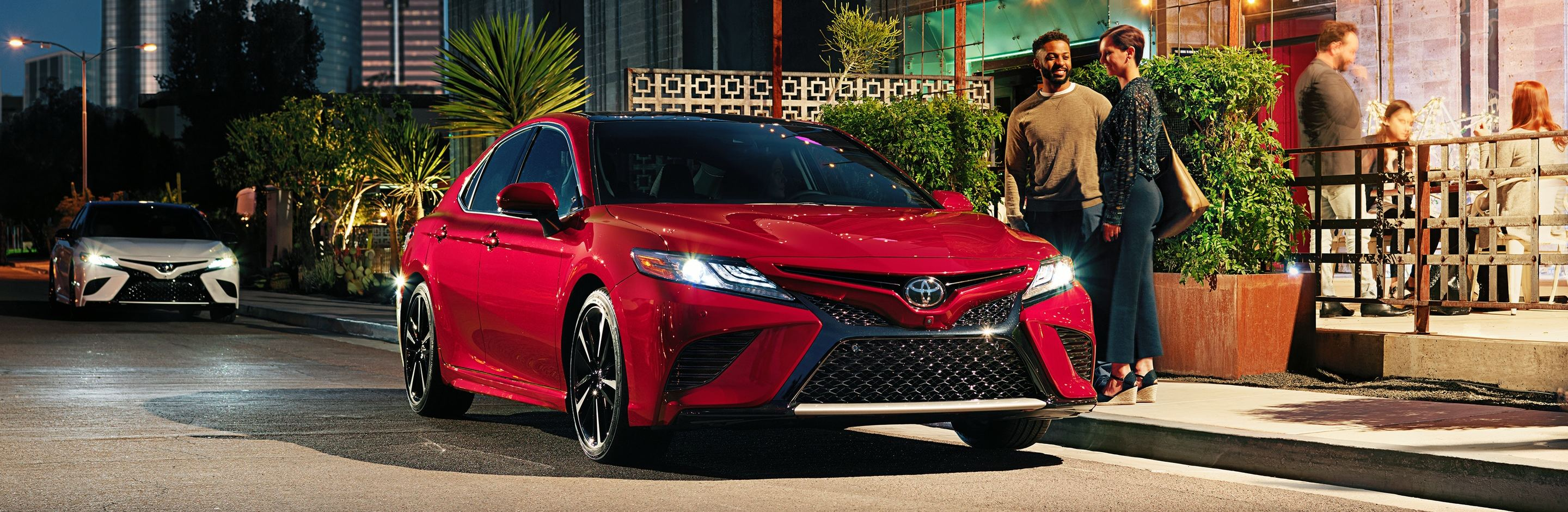 2020 Toyota Camry Financing in Rockford, IL