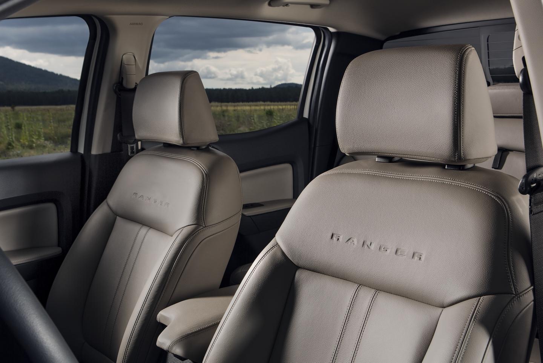 Sit Inside the 2019 Ford Ranger