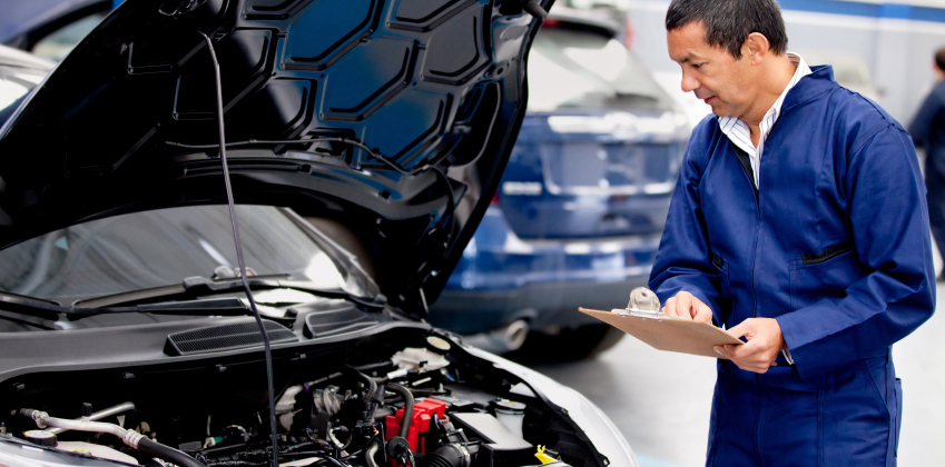 Call Our Service Department About An Oil Change Today!
