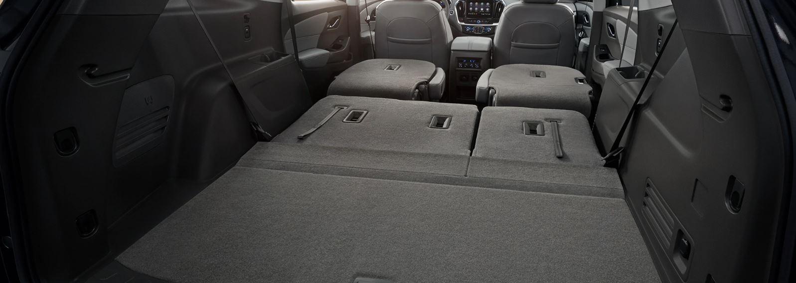 2020 Chevrolet Traverse Cavernous Interior