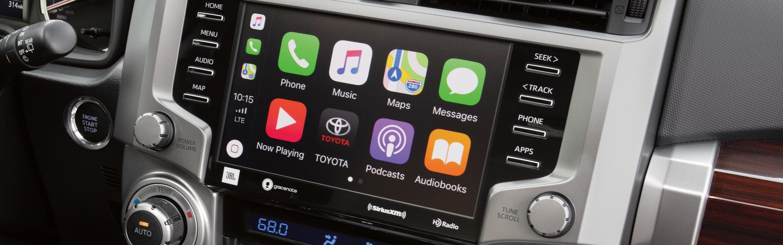 2020 Toyota 4Runner Technology