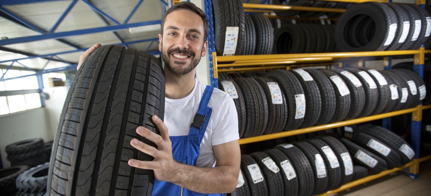 Tire Rotation Service near Claremore, OK