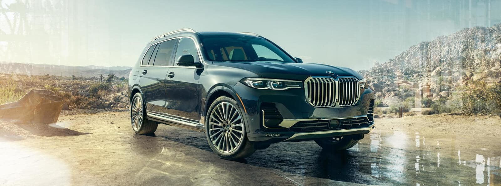 2020 BMW X7 Key Features near Dallas, TX