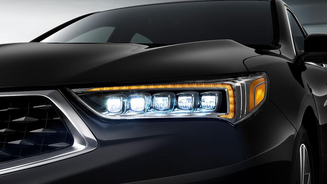 2020 Acura TLX Headlight