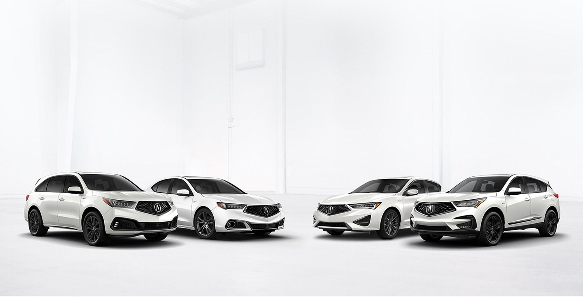 2020 Acura Models