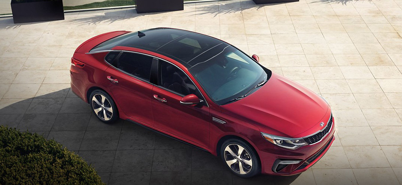2020 Kia Optima Financing near Tulsa, OK