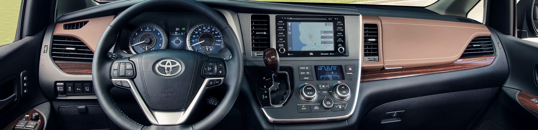 2020 Toyota Sienna Cabin