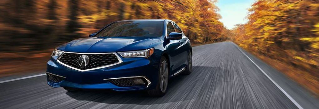 2020 Acura TLX for Sale near Elizabethton, TN