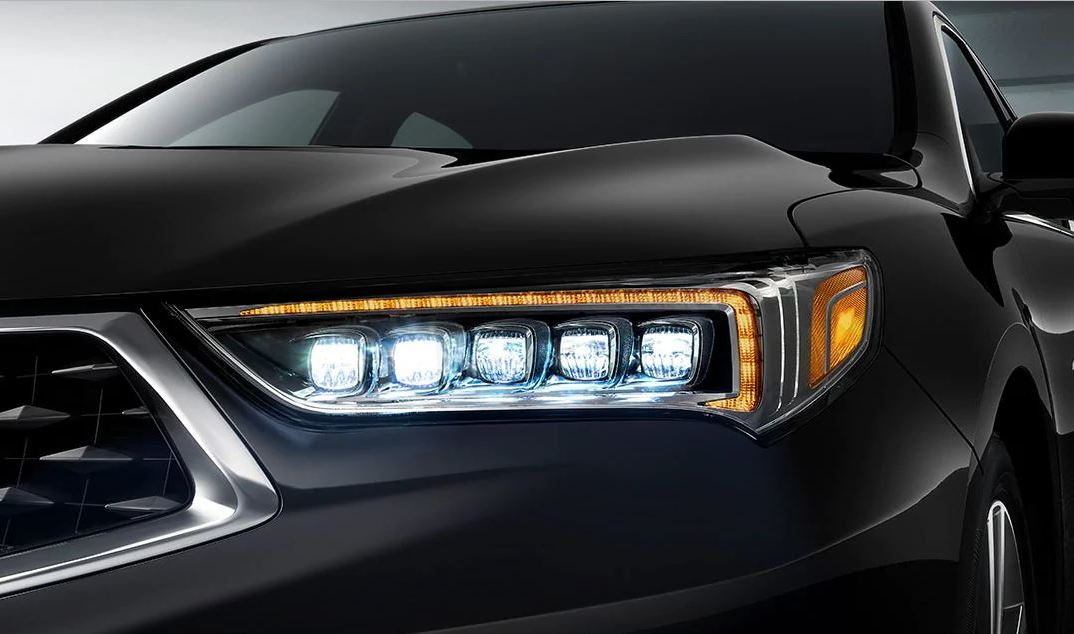 2020 Acura TLX Headlights