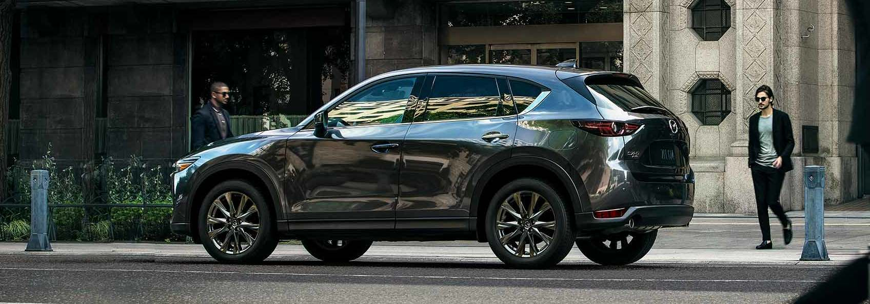 2019 Mazda CX-5 Technology Features in Wantagh, NY