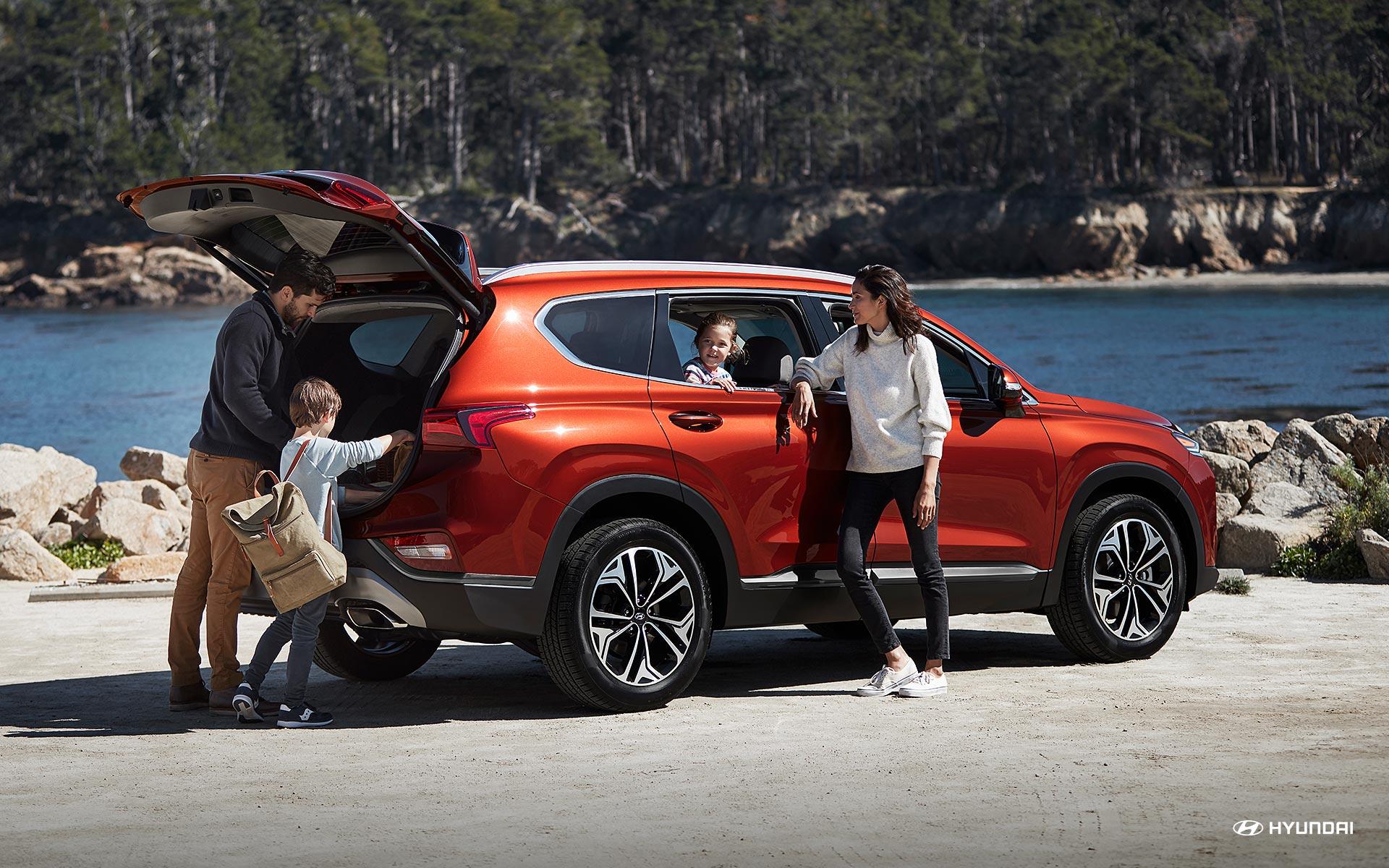 Hyundai santa fe recall 2020